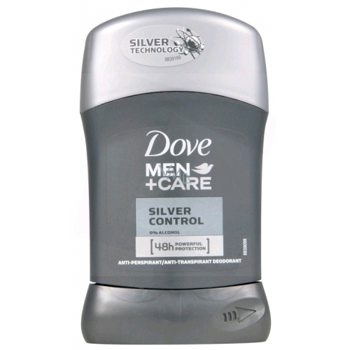 Dove Stift Férfi Silver Control 50ml